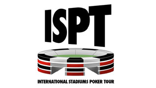 International Stadiums Poker Tour logo