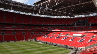 The Desso surface has made Wembley one of the best pitches in the world