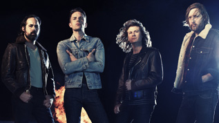 The Killers play Wembley on 22 June 2013