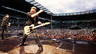 Catch Bruce Springsteen at Wembley Stadium on Saturday 15 June 2013