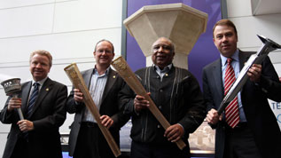 BOA Celebrate Olympians, Volunteers and Parents as London 2012 Torchbearers