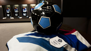 Team GB Mens Football Squad Selected for London 2012 Olympics