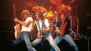 Catch Status Quo at Wembley Arena on Sunday March 17