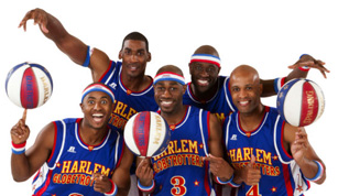 Catch the Harlem Globetrotters in action at Wembley Arena this Saturday