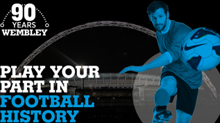 Join in the Wembley Pass on April 27th