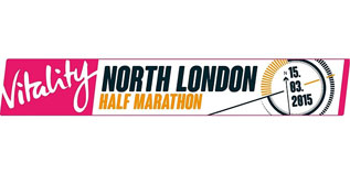 Vitality North London Half Marathon
