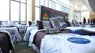 Jacksonville Jaguars to hold Wembley sleepover