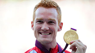 Greg Rutherford will attempt to win £1m for Sport Relief at Wembley