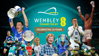 10 years of Wembley