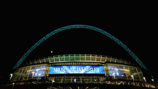 Spurs to play home games at Wembley